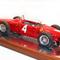 détail miniature de voiture Ferrari DINO 156 V6-120° GP Belgique 1961 (1:12e) Hill MG Model Plus