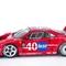 détail miniature de voiture Ferrari F 40 GTE 1990 IMSA Mosport MG Model Plus