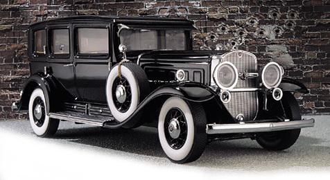 Cadillac 1930 -al capone-