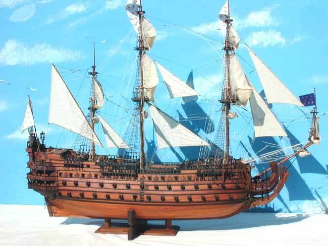 maquette bateau bois montee ~ Maquette De Bateau En Bois