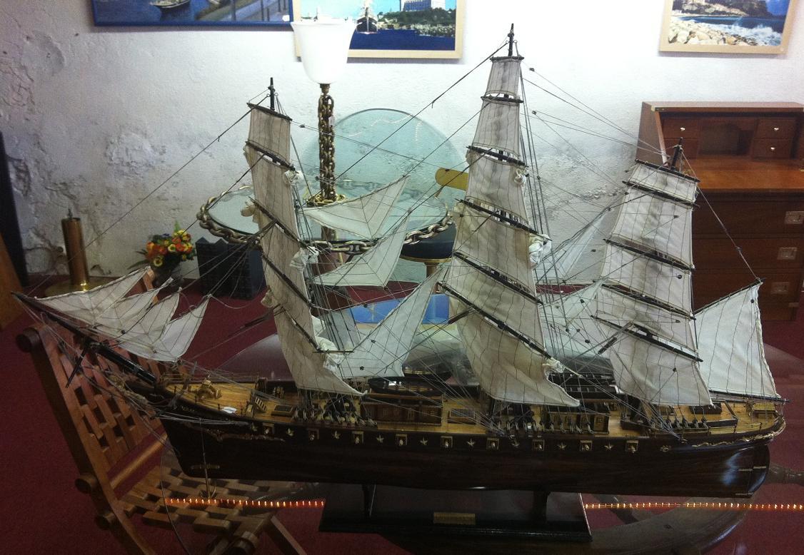 bateau cutty sark