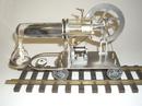 Lutz Hielscher Kit de transformation du Stirling 5 en draisine 45 mm