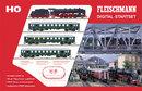 Fleischmann Coffret de lancement digital avec train direct (FL631082)