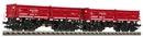 Fleischmann Set Wagons Railion  - 553010