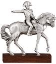 Etains du Prince Empereur à cheval