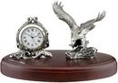 Etains du Prince Horloge étain aigle - HO 19