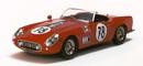Ilario Ferrari 250 GT LWB California 12h Sebring 1960 N°16 Rouge