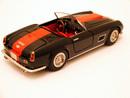 Ilario Ferrari 250 GT LWB California Noir bande rouge