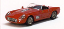 Ilario Ferrari 250 GT LWB California Nurburgring 1960 N°78 Rouge