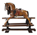 Authentic Models -AM- Dressage Rocking Horse