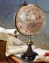 Authentic Models -AM- Hondius 1627 globe, classic stand