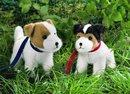 Kosen Chiot  Jack Russel Terrier  assis 22 cm