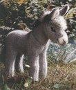 Kosen Petit âne 22 cm