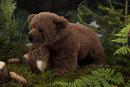 Kosen Ours brun - 39 cm