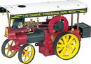 Wilesco D499 - Machine à vapeur télécommandé