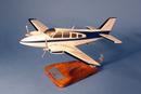 Pilot's Station Beechcraft 58 Baron Civil - 48 cm