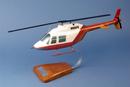 Pilot's Station Bell 206 A Jet Ranger - Civil - 42 cm