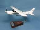 Pilot's Station Cessna 210 Centurion - 46 cm