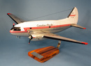 Pilot's Station Curtiss C-46 Commando Canadian Pacific - 59 cm