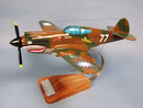 Pilot's Station P-40C AVG Birmanie - 40 cm