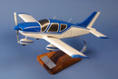 Pilot's Station Socata Tobago TB.10 - Civil - 45 cm