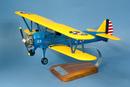 Pilot's Station PT-17 Kaydet Stearman - USAAC - 41 cm
