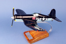 Pilot's Station Vought F-4U1 Corsair - VMF214  Black Sheep - 43 cm