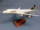 Pilot's Station Boeing 747-400 Lufthansa - 47 cm