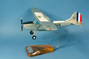 Pilot's Station Cessna L.19 Bird Dog - French army - 49 cm