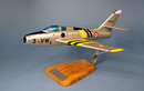 Pilot's Station Republic F-84F Thunderstreak Armée de l'Air Française 38 cm