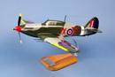 Pilot's Station Hurricane MK.IIC - K.M Kuttlewascher N°1 Sqn RAF