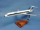 Pilot's Station McDonnell Douglas MD-82 Alitalia - 45 cm