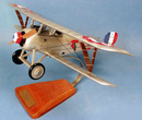 Pilot's Station Nieuport 17 - N1531 Vieux Charles IV- 49 cm