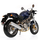 Minichamps Ducati Monster 620-750-900 Bleu