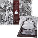 Authentic Models -AM- Plan de Paris 1739 Porte-folio