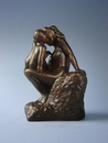 Parastone The young Mother (1885) of Rodin
