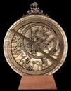 Hémisferium Astrolabe planisphérique