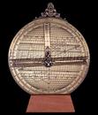 Hémisferium Astrolabe universel de Rojas