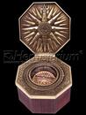 Hémisferium Cadran solaire / compas