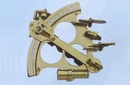 Sea Club Sextant  brass
