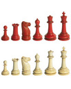 Authentic Models -AM- Classic Staunton Chess Set