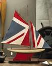 Authentic Models -AM- Yacht de Bassin Union Jack
