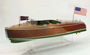Dumas boat Barrelback cris-craft- 1/8