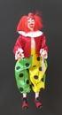 Marionnettes de France Marionnette - Clown Auguste 45cm