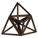 Authentic Models -AM- Elevated Tetrahedron
