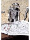 Etains du Prince Napoléon + carte