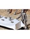 Etains du Prince Le page et la table garnie ( avec accessoire)