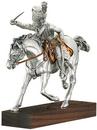 Etains du Prince Cavalier Officier de Hussards - CAV 6