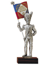 Etains du Prince Lieutenant Porte-Drapeau