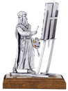 Etains du Prince Léonard De Vinci